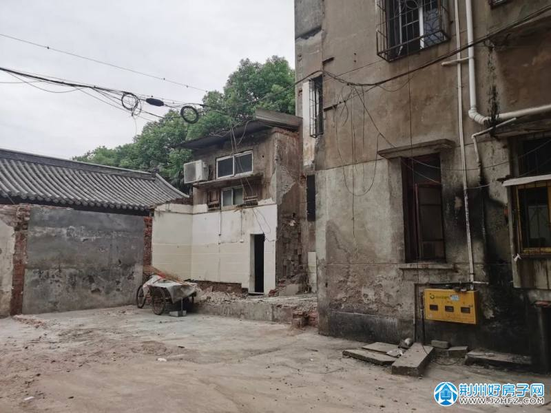 荆州古城九老仙都片区老旧小区改造工作全面启动