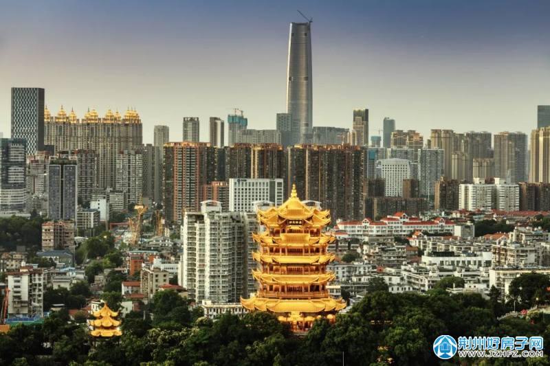 湖北省省长王忠林调研武汉绿地中心