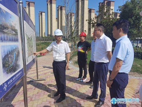 加快项目建设 实现发展突围——荆州市住建局在行动