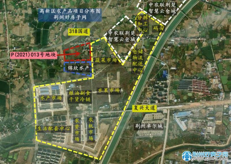 荆州P(2021)013号地块
