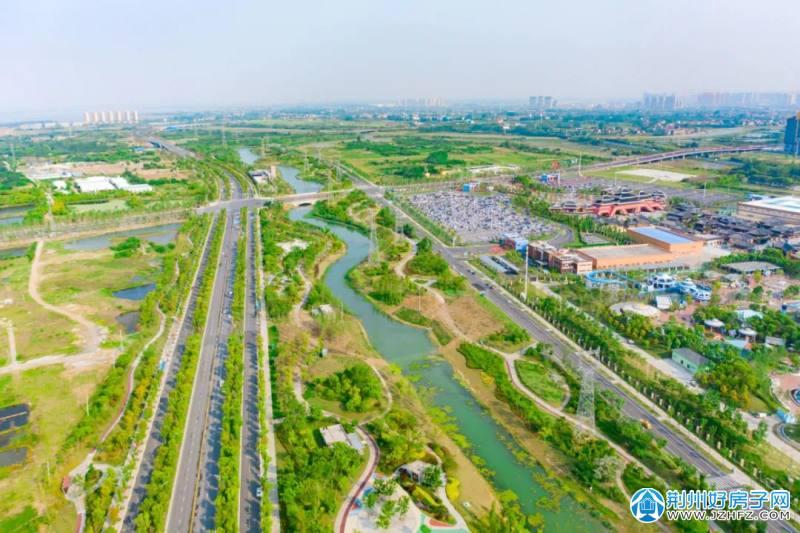 700亿纪南文旅新区·实景图