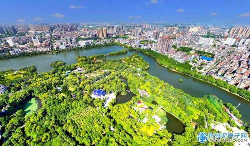 荆州中心城区