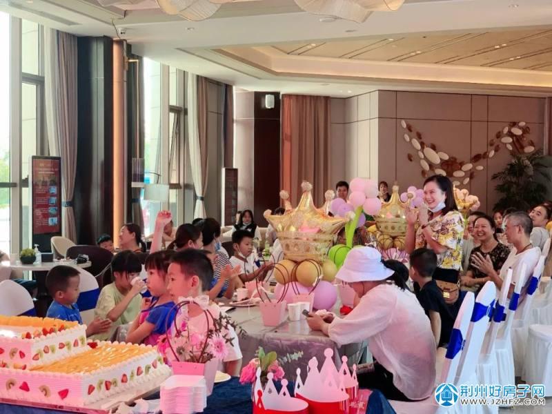 荆州海洋世界海棠湾九月业主生日趴