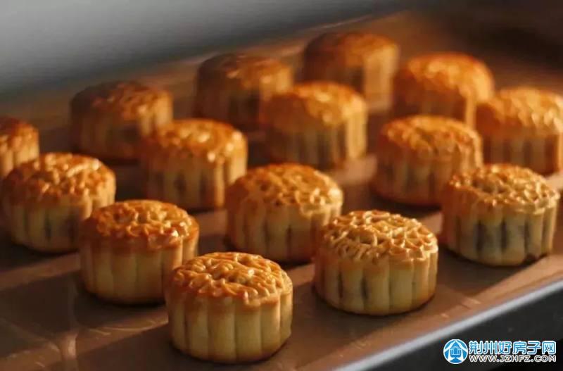 鼎仁公园雅集月饼意向图