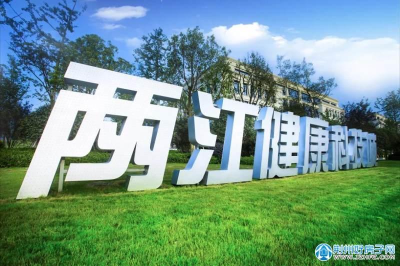 两江健康科技城图