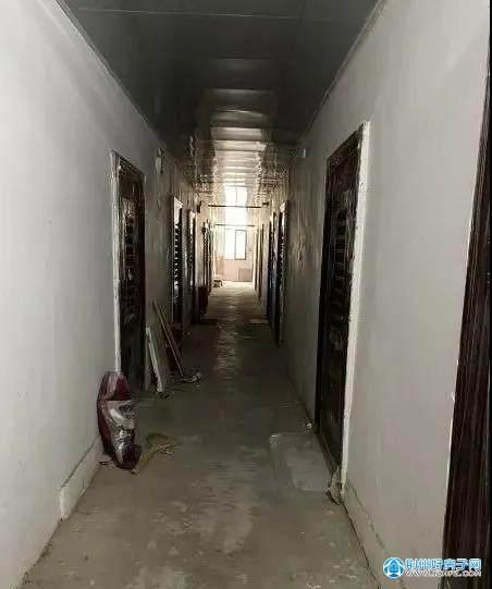 火灾事故后,房子已重新粉刷装修