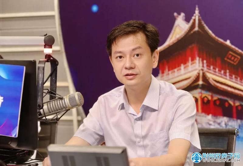 荆州经济技术开发区党工委副书记、管委会主任陈明宇