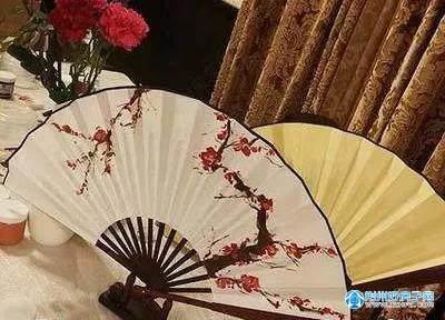 折扇DIY