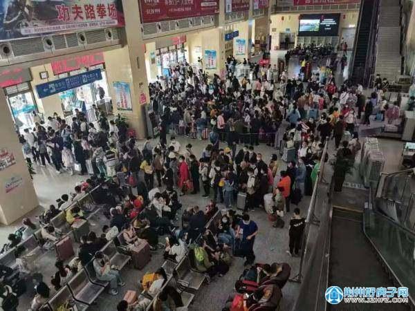 荆州高铁站