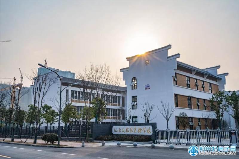 纪南文旅区实验学校·实景