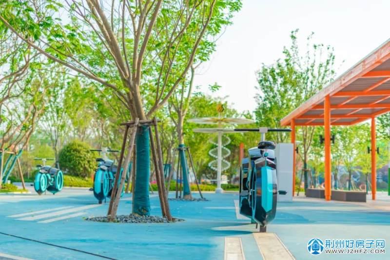 荆州保利·公园壹号 实景