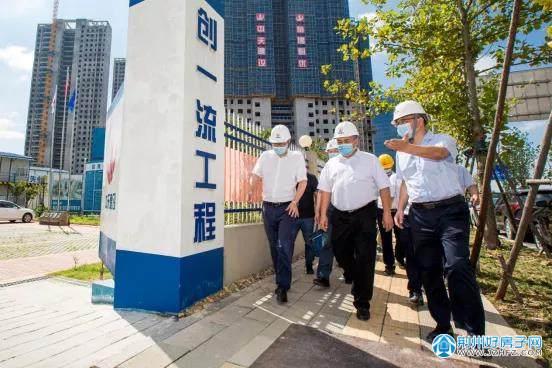 湖北交投产城荆州发展有限公司执行董事李峰陪同调研