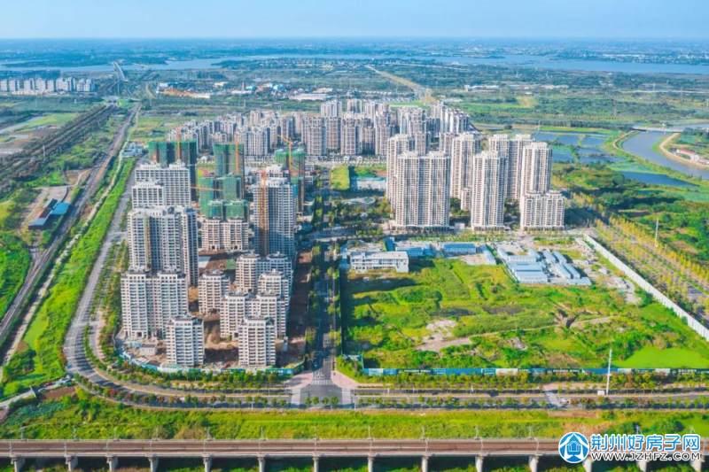 荆州保利·公园壹号|实景