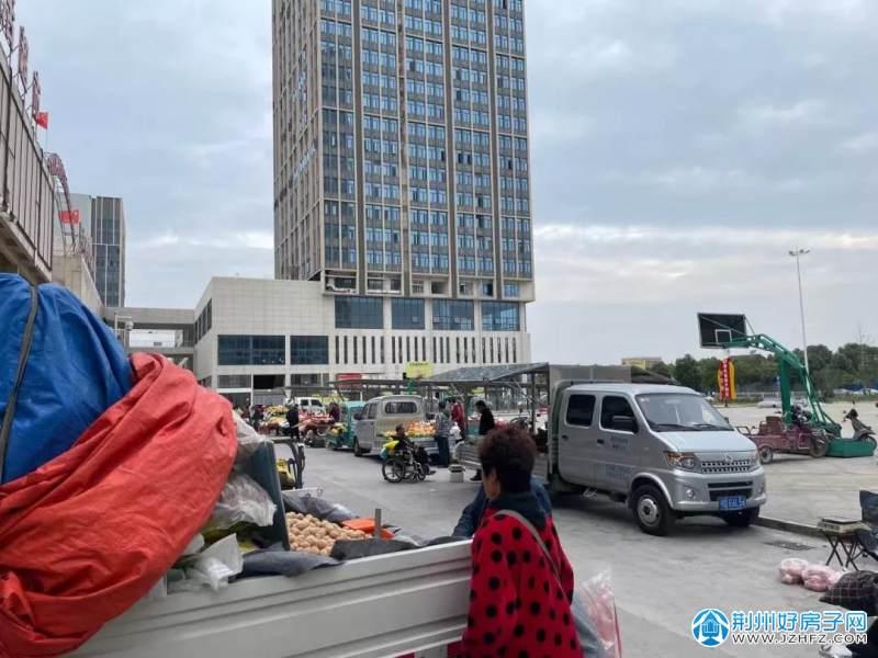 荆州百盟光彩商贸城