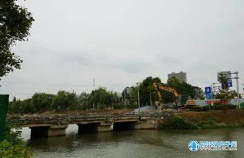 荆州白庙桥、南门桥、小北门护城河桥和太湖港桥4座危桥开修