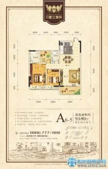 望江国际A6-5