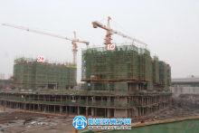 11月工程 2#楼、3#楼建至第5层