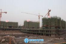 11月工程 1#-3#楼建至第5层