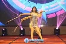 1月12日吾悦广场客户答谢宴活动歌舞表演