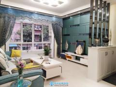 紅門路洪城后 福地世家小區 2樓精裝三房便宜出售
