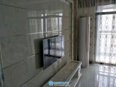 金龙路蓝星陶瓷城旁花园小区九龙湾电梯中层,三房精装出租!