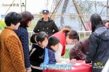 世茂长投云锦3月16日马戏团表演现场