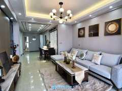 首付23萬入住江畔天城時尚精裝電梯房3房2廳1衛