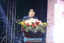 3月31日吾悦广场樱花音乐节现场领导致辞