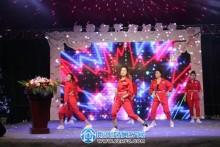 3月31日吾悦广场樱花音乐节现场歌舞表演