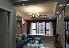 沙北新区 新天地 精装2房2厅 拎包入住