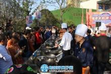10月19日吾悦广场螃蟹美食节现场